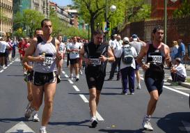 san silvestre marathon madrid